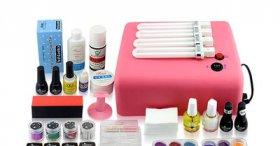 Минимальный набор для наращивания ногтей